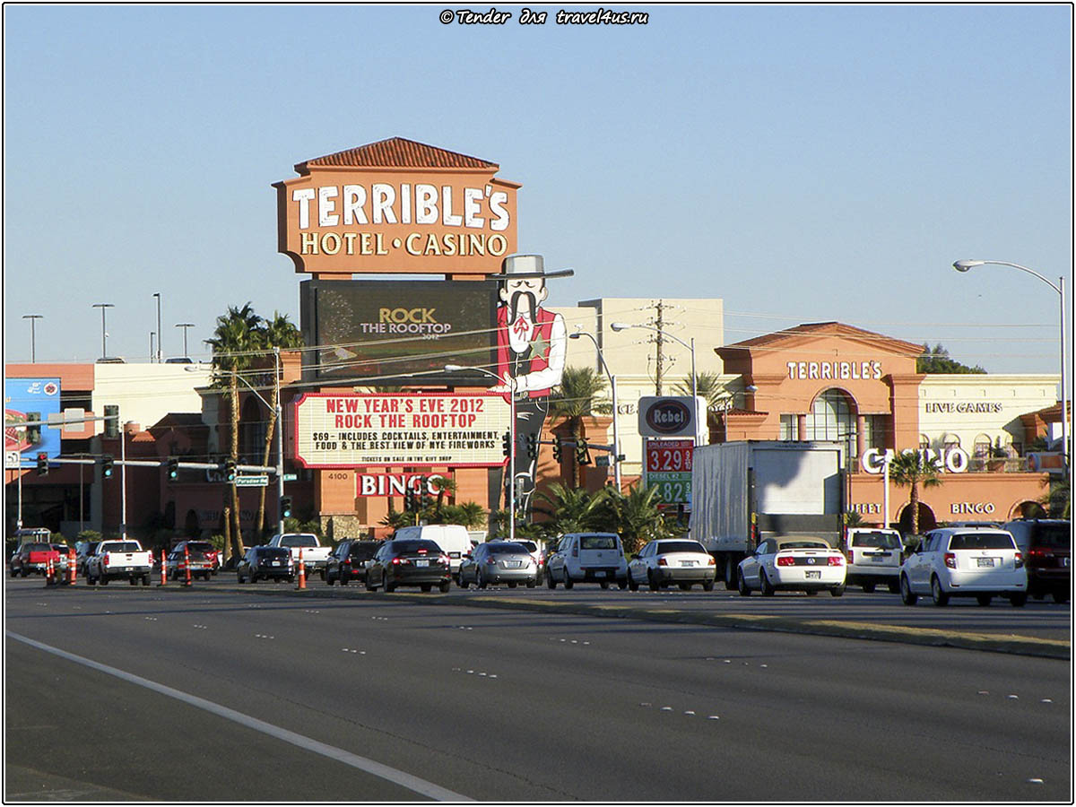 Terrible's hotel-casino