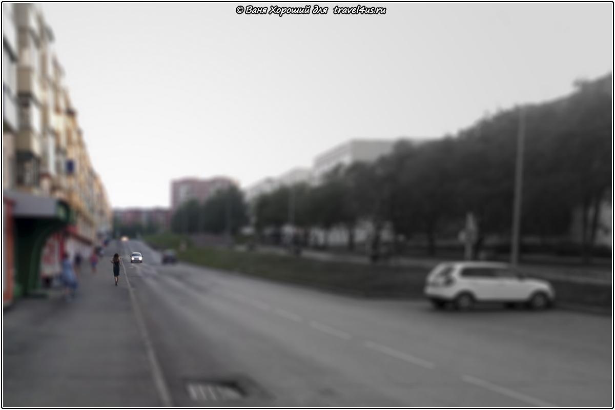 Игрушечный город Анжеро-Судженск