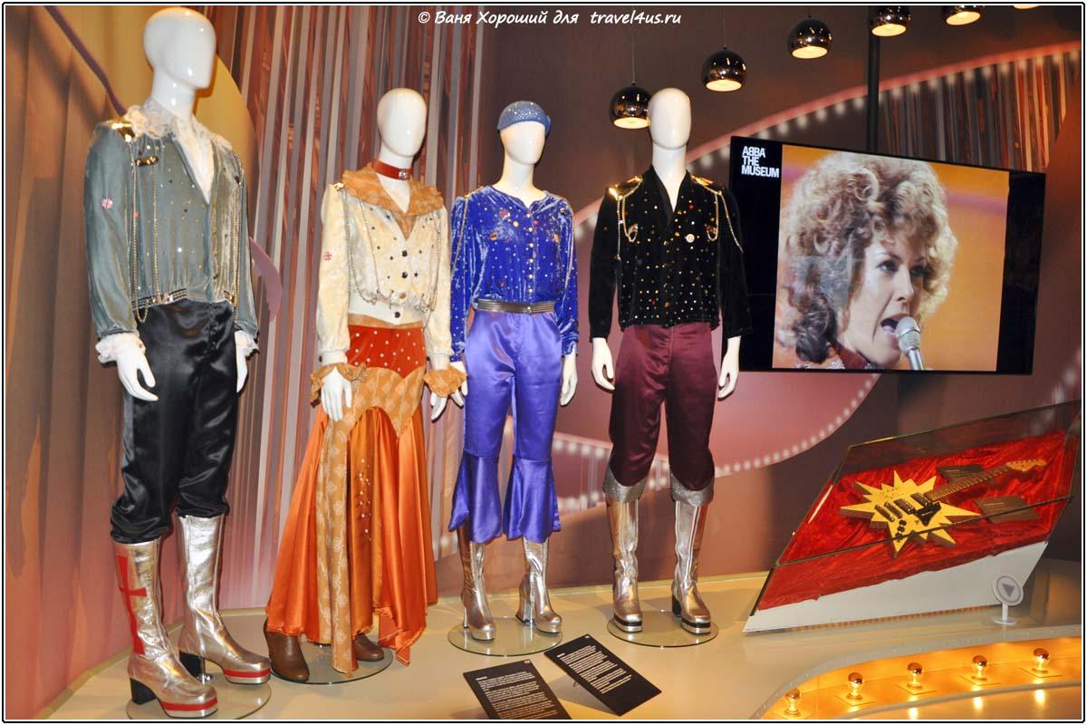 АББА на Евровидении в 1974 году